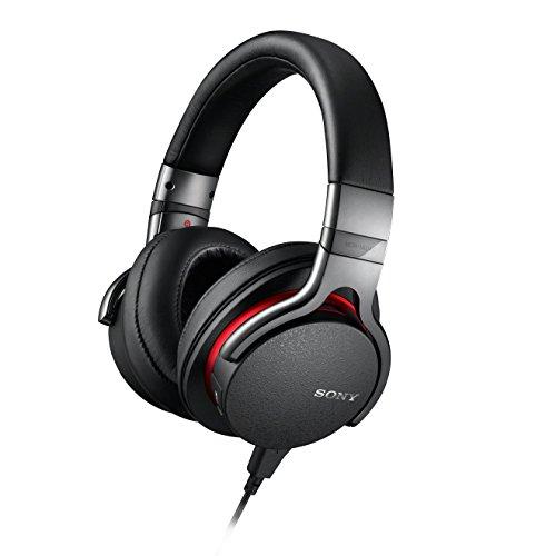 Sony MDR-1ADAC High Resolution Prestige Overhead Headphones with Built In DAC - Black (RRP £250) - £129 @ Amazon