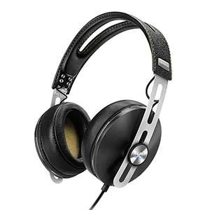 Sennheiser Momentum 2.0 Around-Ear Headphones for iOS - Black (RRP £269) - £127 @ Amazon