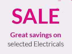Electronic Sale @ Very