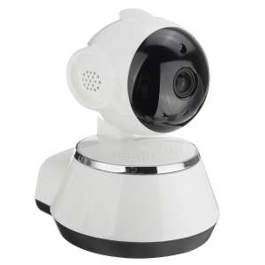 Wireless Pan Tilt 720P HD WIFI Security Network Night Vision Camera -  £12.76 @ Banggood