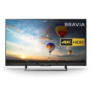 "Sony KD49XE8004BU 49"" 4K Ultra HD HDR LED Smart TV with Android and Freeview HD - £760 @ Debenhams Plus"
