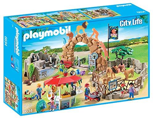 Playmobil large zoo 6634 £35 @ Amazon