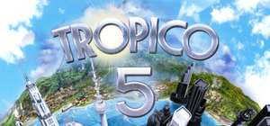 Tropico 5 Complete Collection £7.07 @ Steam
