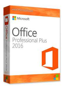 Microsoft Office 2016 Professional Plus CD Key Global £26.45 @ Scdkey