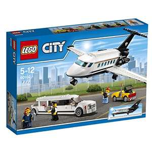 Lego City Airport VIP service set - LEGO 60102 £25.94 @ Amazon - Prime exclusive