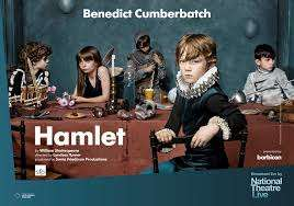 Hamlet national theatre live - Sky VIP app