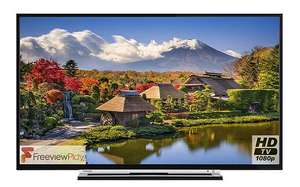 Toshiba 32L3753DB 32 Inch Smart Full HD LED TV with Built-in Freeview Play £229 @ Tesco