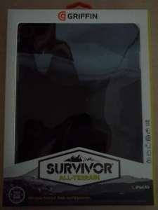 Griffin survivor case with kick stand for iPad air - £14.95 from digital-save via ebay