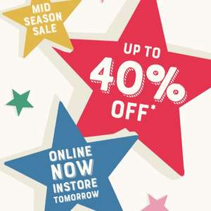 Cath Kidston mid season sale. Now Up to 50% off. + Now with Free UK Standard Delivery when you spend £25