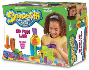 Skwooshi 3D Creative Fun Labatory.Argos Shop on ebay £5.99 delivered