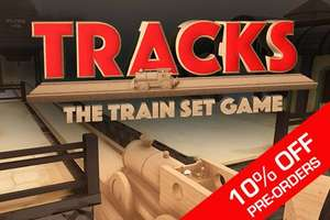 Tracks - The Train Set Game 20% off £5.04 - Excalibur Publishing