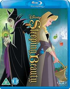 Disney Blu-ray Sleeping Beauty £7 Prime / £8.99 Non Prime @ Amazon