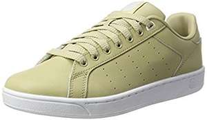 K-Swiss Men's Clean Court Cmf Low-Tops (Khaki/White or Navy Black) £15 Prime / £19.75 non Prime @ Amazon