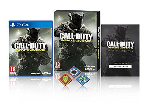 COD: Infinite Warfare £12.99 (Prime) £14.98 No (Non Prime) @ Amazon