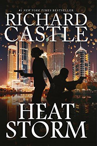 Heat Storm (Castle) and High Heat (Castle) by Richard Castle Kindle Edition 99p each @ Amazon