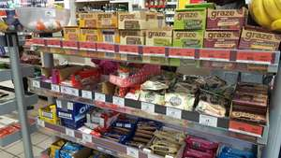 Sainsbury Local: Half Price Graze Snack Boxes 60p