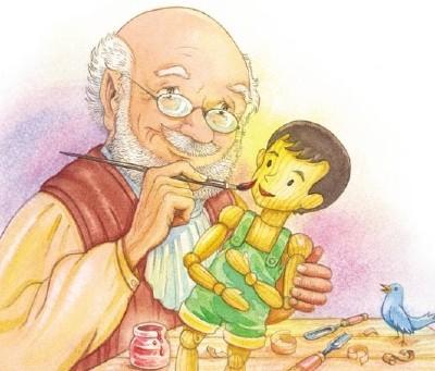 The Adventures of Pinocchio (AmazonClassics Edition) Kindle Edition - Free  - Preorder @ Amazon