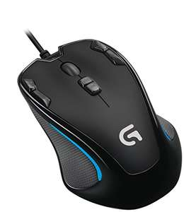 Logitech G300S Optical Gaming Mouse - Black  £14.99 Prime Exclusive @ Amazon
