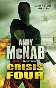7 Andy McNab Books Kindle Edition 99p EACH @ Amazon Deal of the Day