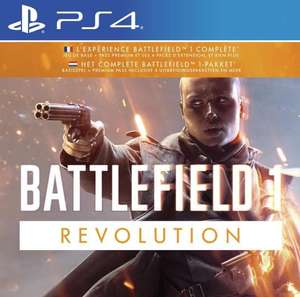 Battlefield 1: Revolution Edition - PS4 / Xbox One £30 delivered @ Tesco Direct