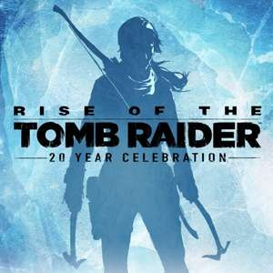Rise of the Tomb Raider PS4 only £17.99 @ PSN