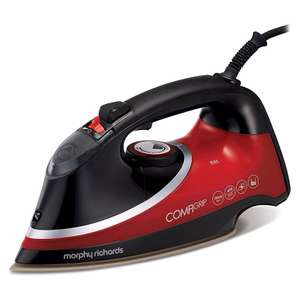 Morphy Richards Comfigrip Steam Iron 303118 - £24.00 @ Debenhams SH65 free delivery