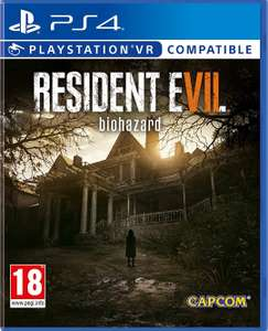 Resident Evil 7 Biohazard (PS4/Xbox One) £15.85 Delivered @ Base