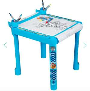 Paw Patrol - Colouring Table - Debenhams - £12.50 Plus Free Delivery With Code - Other Items As well