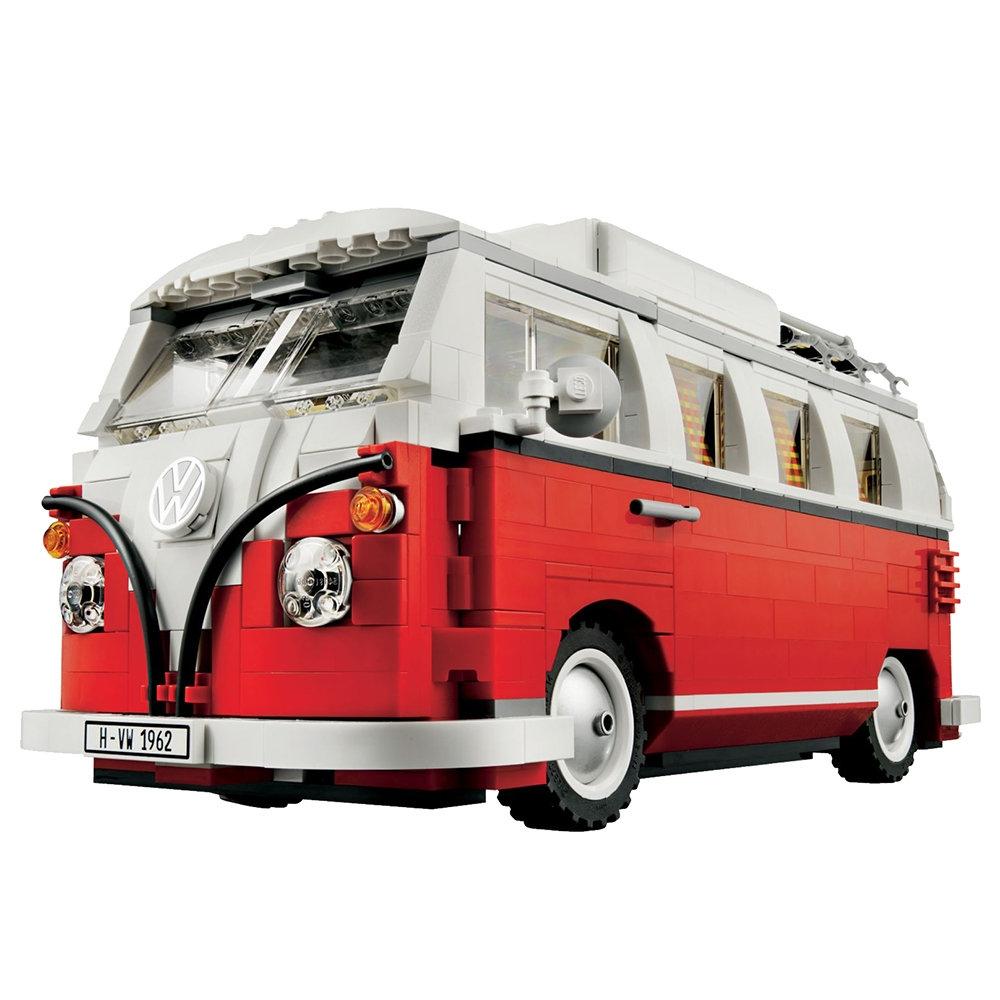 LEGO Creator VW T1 Camper Van (10220) now £74.98 [Poss £69.98] / LEGO Creator Big Ben £149.98 [Poss £144.98] @ Toys R Us