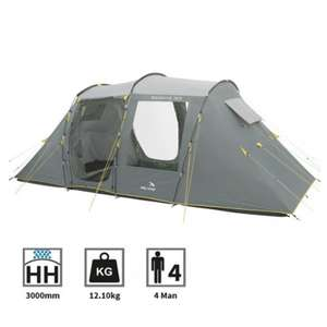 Nice 4 man tent they only have 1 left be quick FREE delivery - £99.99 @ Fox's Outdoors