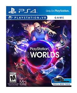 VR Worlds (PSVR) £10.86 Delivered @ Amazon.com
