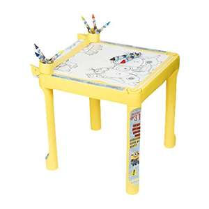 Minions Colouring Table including 5 m Table Roll ONLY £8.68 plus Free P&P @ Amazon (Dispatched from and sold by LINEN IDEAS.)