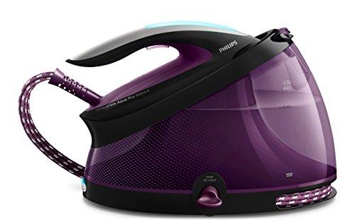 Philips GC9405/80 Perfect Care Aqua Pro Steam Generator Iron, 2.5 Litre, 2100 W, 6.5 Bar, Purple - £181.09 @ Amazon