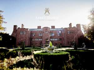 Abbey House Hotel and Gardens Wedding Package - Save extra £1200 with code @ Key103 Offers