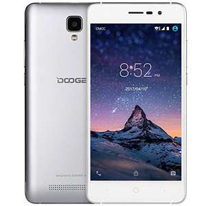 SIM Free Mobile Phones, DOOGEE X10 Dual SIM Unlocked Smartphones - £35.26 delivered Sold by DOOGEE Official Store and Fulfilled by Amazon. - Lightning Deal
