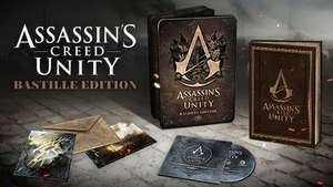 Assassin's Creed: Unity: Bastille Edition PS4 ( pre-owned) £13.69 	Music Magpie