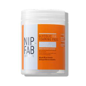 ALL Nip + Fab Skincare Pads usually £9.95 - £14.95 each now £5 @ Nip + Fab (Free Del wys £10 / £2.95 under £10)