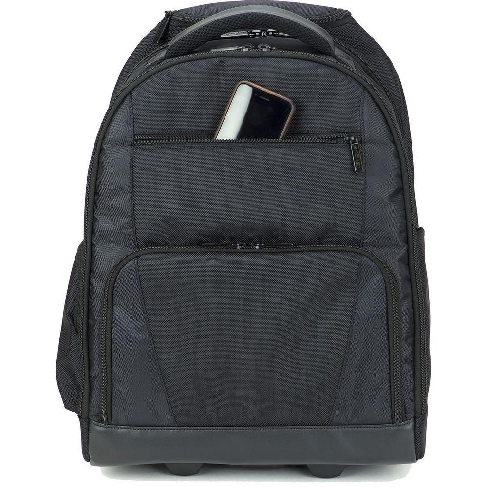 """Targus Sport 15.6"""" Rolling BP Bag Black only £3.60 @ Staples (P&P £3.48)"""