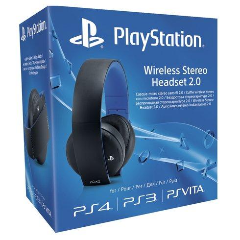 Sony 2.0 headset- £49.99 @ Smyths