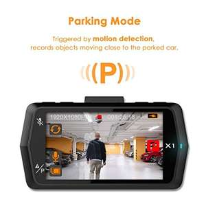 Full HD 1080P 1920x1080 Dash Cam £47.99 Sold by VANTRUE_EU and Fulfilled by Amazon. G