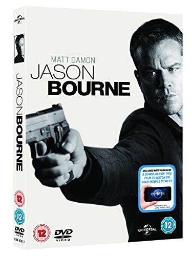 Jason Bourne [DVD + Digital Download] [2016] only £3.99 Amazon (Blu-Ray £5.00) Prime / + £1.99 non Prime