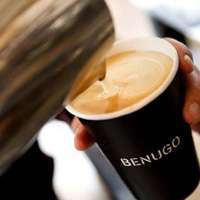 Any coffee hot or iced, £1 all day today in 12 London Benugo coffee shops and Manchester (not sure about other cities)
