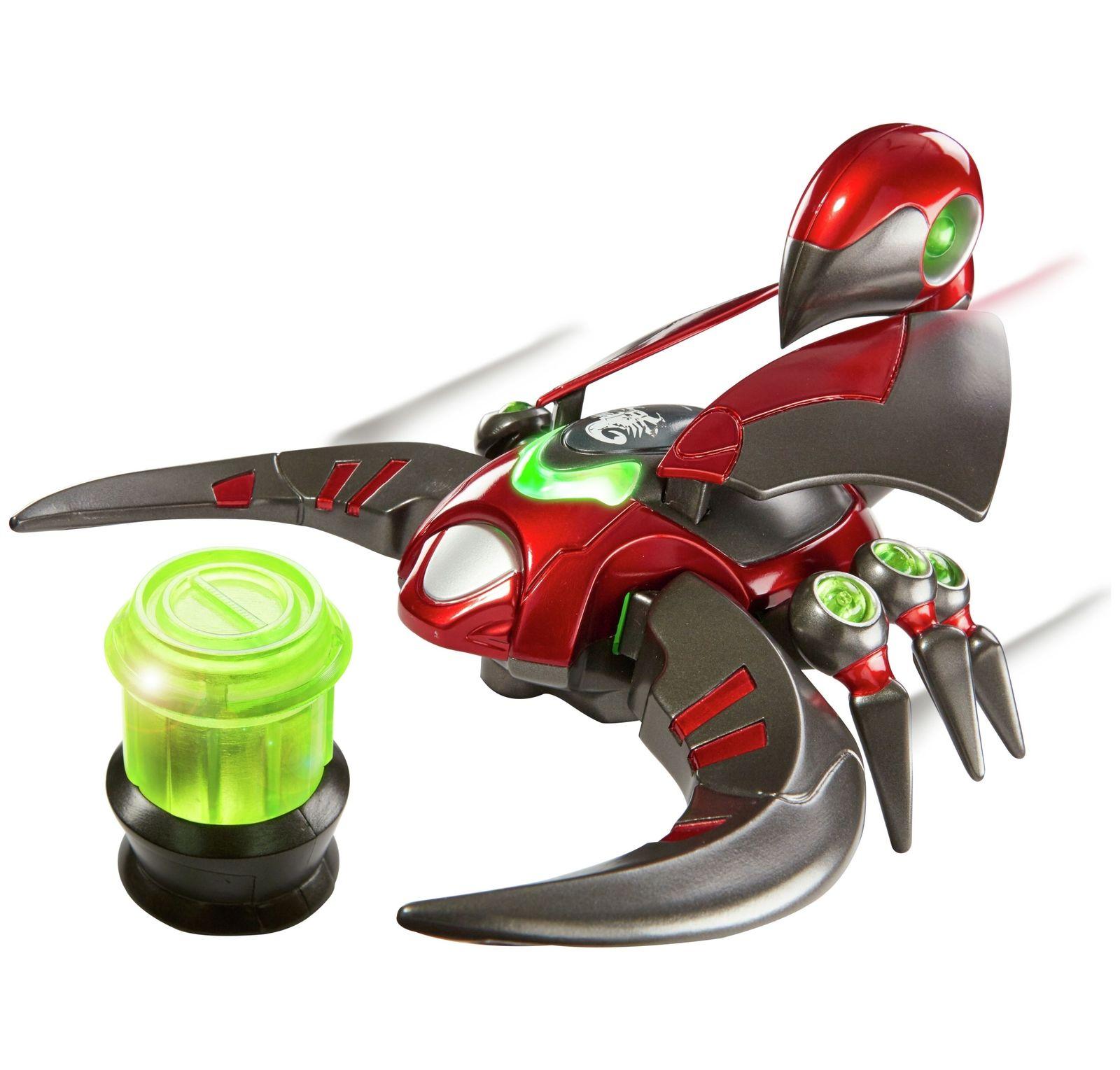 Teksta RC Scorpion - Red 12.99 Delivered @Argos Ebay