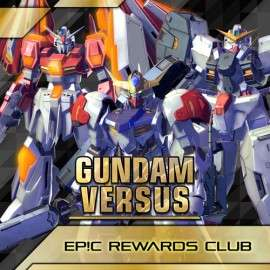 GUNDAM VERSUS - EP!C Rewards Club DLC (PS4) Free @ Bandai