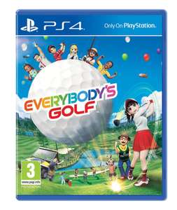 Everybody's Golf [PS4] £19.99 @ SimplyGames