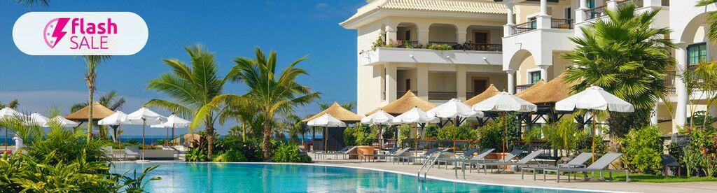 Gran Melia Palacio de Isora Resort & Spa - £539pp @ lastminute.com