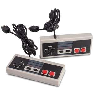 Amazon Prime - NES Controller 2 Pack £4.99 (Prime / £8.98 non Prime) Sold by WinDe and Fulfilled by Amazon