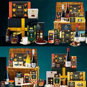 ALDI CHRISTMAS HAMPERS FROM £19.99 ONLINE NOW