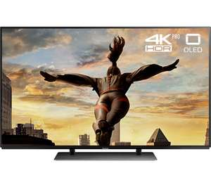 "PANASONIC TX-55EZ952B 55"" OLED TV CURRYS. £1799 WITH LSTV10A CODE"