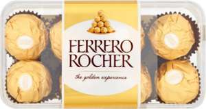Ferrero Rocher 16 pieces 200g (past Best By date) 1p @ Approved Food - plus £5.99 del